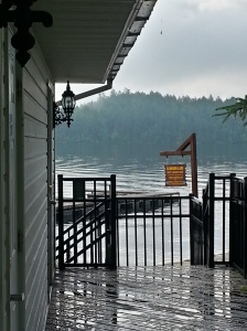Schroon Lake Boathouse